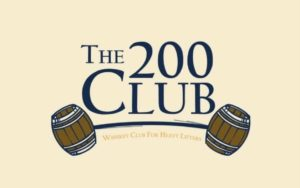 200x200 Club - Whiskey Club for Heavy Lifters